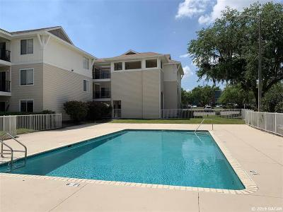 Gainesville Condo/Townhouse For Sale: 3921 SW 34th Street #303