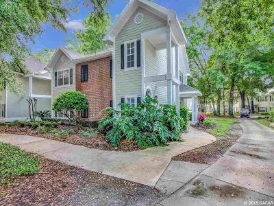Gainesville Condo/Townhouse For Sale: 10000 SW 52ND Avenue #T-122