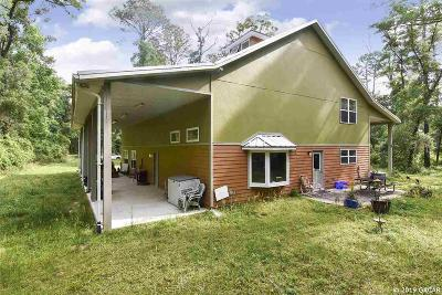 Gainesville Single Family Home For Sale: 11059 SW 73rd Avenue