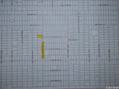 Residential Lots & Land For Sale: SW 134 Ave
