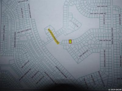 Residential Lots & Land For Sale: SW 147 Street Road