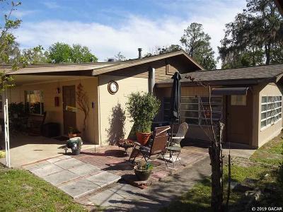 Gainesville Single Family Home For Sale: 5701-B E University Drive