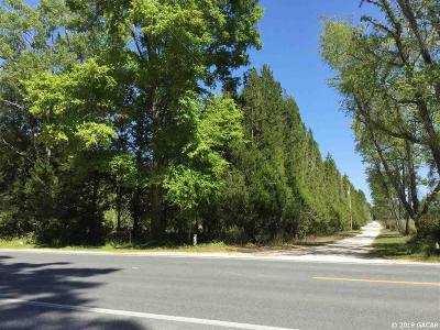 High Springs Residential Lots & Land For Sale: 26406 NW 182ND Avenue