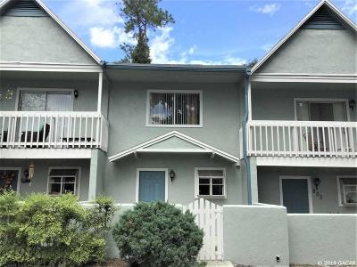 Gainesville Condo/Townhouse For Sale: 4411 SW 34TH Street #802