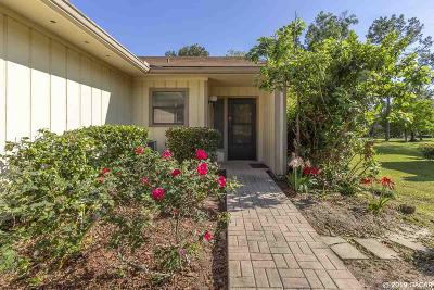 Alachua Condo/Townhouse For Sale: 6521 NW 115TH Lane