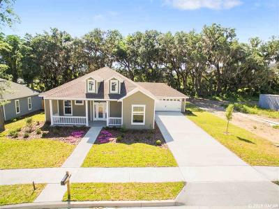 Alachua Single Family Home For Sale: 16776 NW 168th Terrace