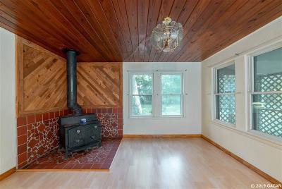 Hawthorne Single Family Home For Sale: 6801 SE 175 Terrace