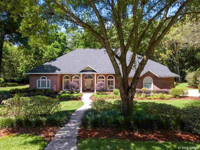 Gainesville FL Single Family Home For Sale: $624,000