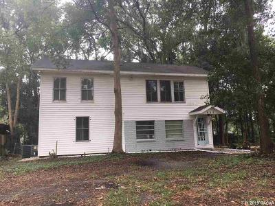 Gainesville Multi Family Home For Sale: 805 NE 8th Avenue #Lot B