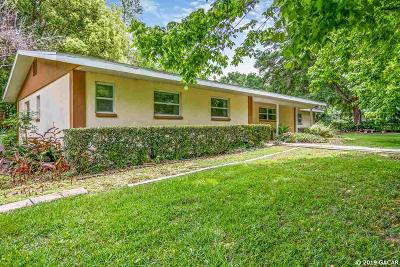 Alachua Single Family Home For Sale: 14907 NW 142nd Terrace