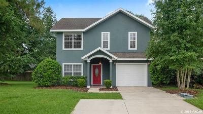 Alachua Single Family Home For Sale: 7315 NW 116th Lane
