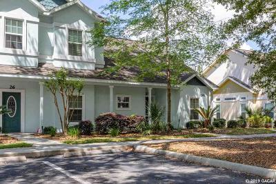 Newberry Condo/Townhouse For Sale: 292 SW 145TH Drive #25