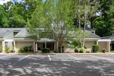 Gainesville FL Condo/Townhouse For Sale: $92,500