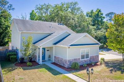 Gainesville Single Family Home For Sale: 3633 NW 55TH Lane