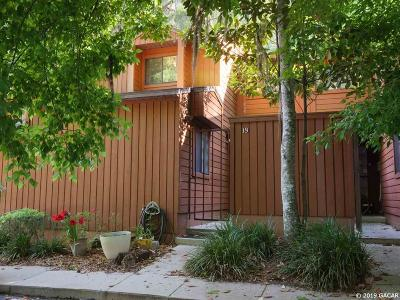 Gainesville FL Condo/Townhouse For Sale: $124,900
