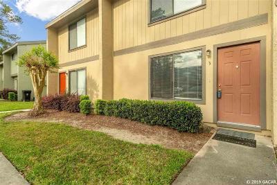 Gainesville FL Condo/Townhouse For Sale: $100,000