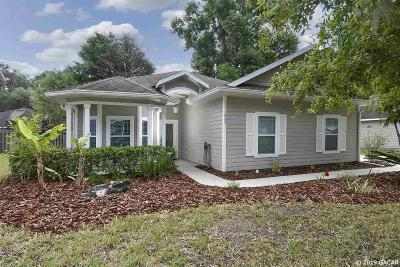 Gainesville Single Family Home For Sale: 1923 SW 66th Drive
