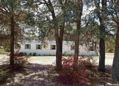 Bronson Single Family Home Pending: 10650 NE 90th Street