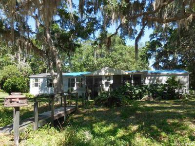 Melrose Single Family Home For Sale: 7219 NE 218th Terrace