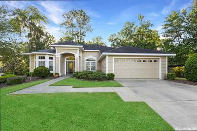 Gainesville Single Family Home Pending: 8317 SW 10TH Place
