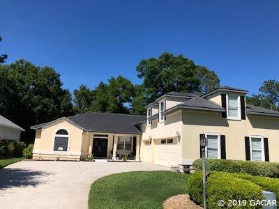 Alachua Single Family Home For Sale: 10881 Palmetto Boulevard