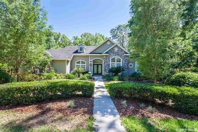Gainesville Single Family Home For Sale: 9605 SW 33RD Lane