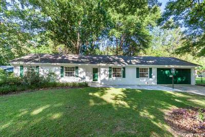 Gainesville Single Family Home For Sale: 2025 NW 36 Street
