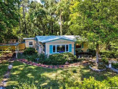 Gainesville Single Family Home For Sale: 221 NW 33RD Avenue