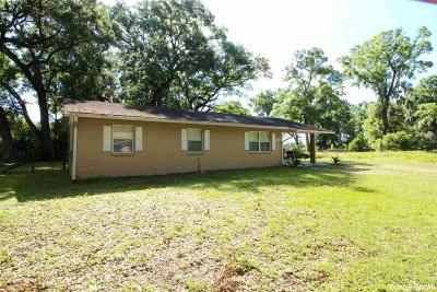 Chiefland Single Family Home For Sale: 1803 NW 5th Street