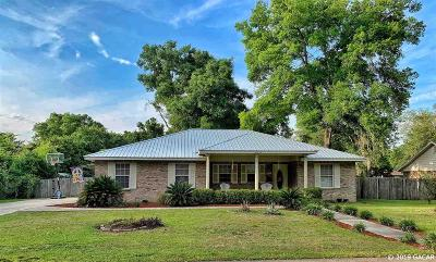 Newberry Single Family Home For Sale: 25424 SW 17th Ave