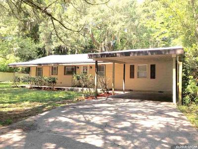 Williston Single Family Home For Sale: 512 SE 5 Street