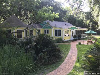 Gainesville Single Family Home For Sale: 6020 LAKE SHORE Drive