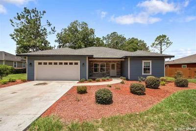 High Springs Single Family Home For Sale: 19230 NW 228th Street