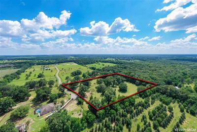 Alachua Residential Lots & Land For Sale: 10858 NW 153rd Terrace