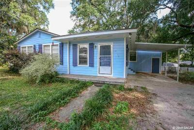 Alachua Single Family Home For Sale: 14006 NW 142ND Avenue