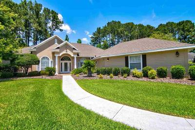 Gainesville Single Family Home For Sale: 10404 SW 22ND Avenue