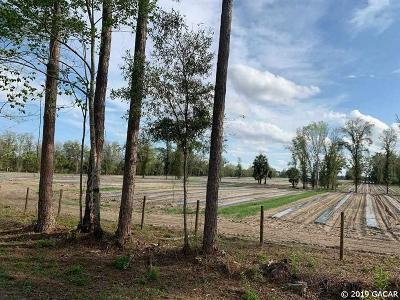 Newberry Residential Lots & Land For Sale: Unassigned SW 46th Ave