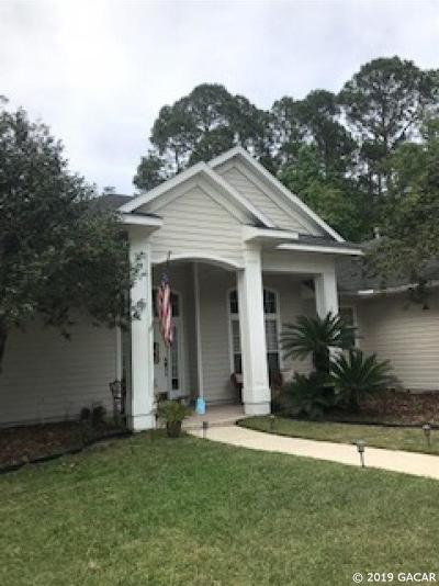 Gainesville Single Family Home For Sale: 3946 NW 67th Place