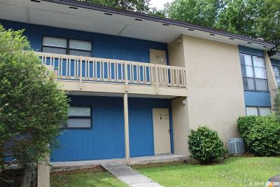 Gainesville Condo/Townhouse For Sale: 2811 SW Archer Road #H-59