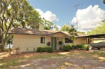Hawthorne Single Family Home For Sale: 130 Little Orange Lake Drive