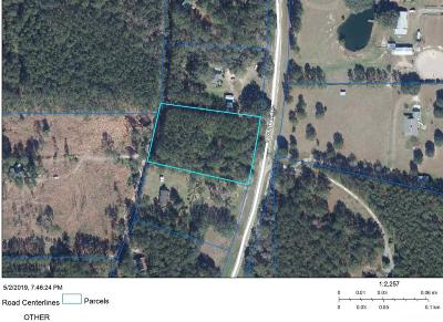 Alachua Residential Lots & Land For Sale: 24918 NW County Road 1491