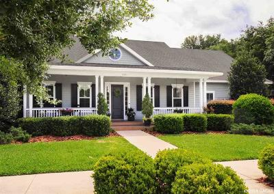 Newberry Single Family Home For Sale: 503 SW 128TH Terrace