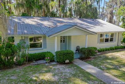 Melrose Single Family Home For Sale: 680 SE 1st Street