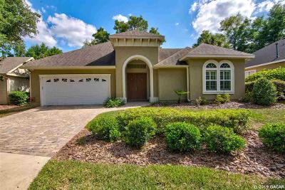 Gainesville Single Family Home For Sale: 8943 SW 65 Place