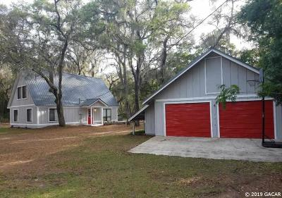 Melrose Single Family Home For Sale: 185 Bumpy Rd County Road 214