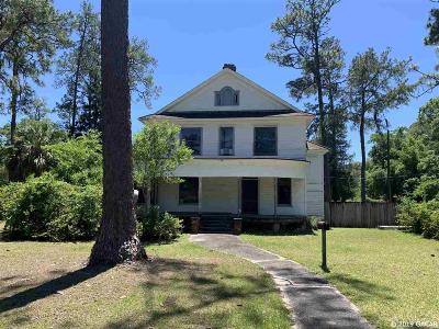Gainesville Single Family Home For Sale: 711 NW 16th Avenue