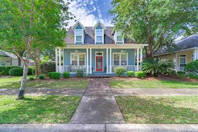 Newberry Single Family Home For Sale: 12835 SW 3 Place