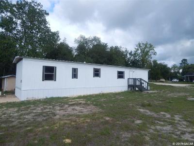 Williston Single Family Home For Sale: 13380 NE 52 Street