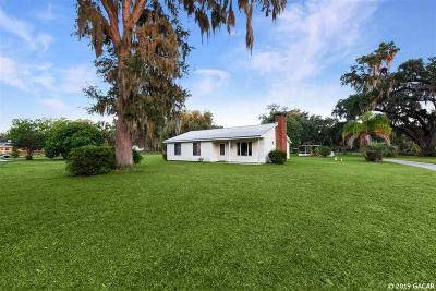 Gainesville Single Family Home For Sale: 1936 NE 55th Boulevard