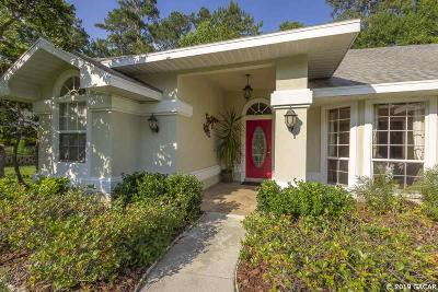 Gainesville Single Family Home For Sale: 1013 NW 106TH Street